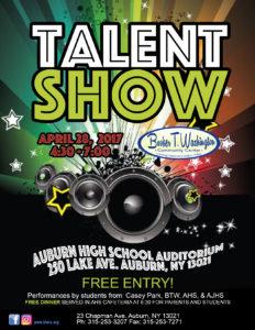 Talent Show 2017
